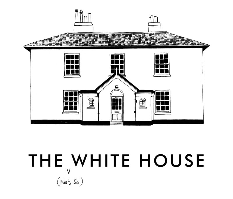 The (Not So) White House: Local Resonance