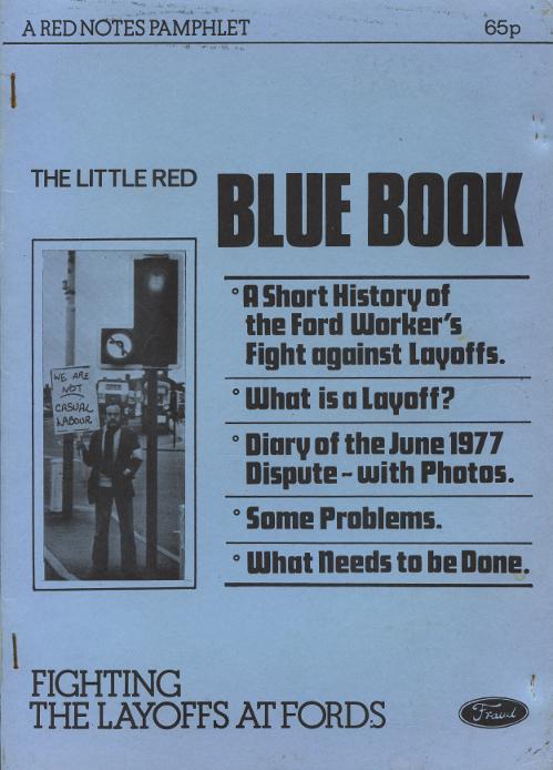 Little Red Blue Book
