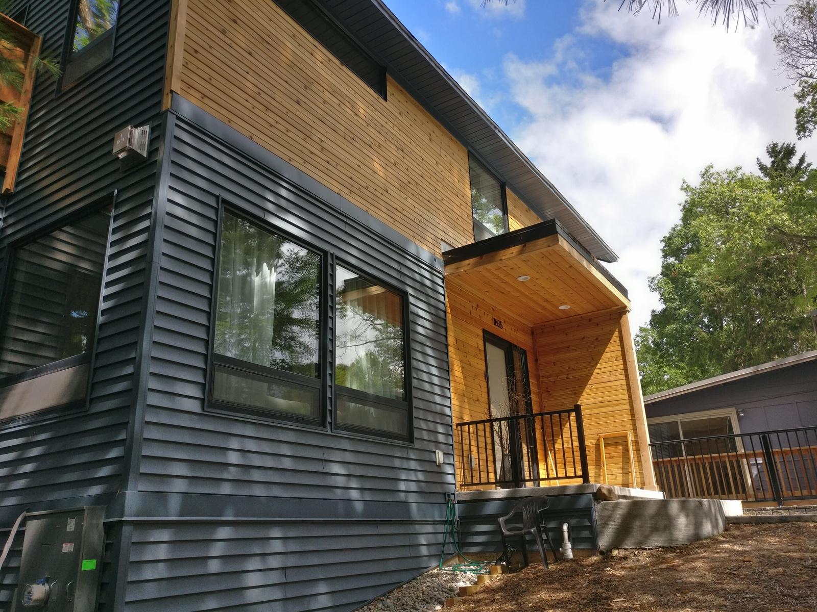 MI Low Energy Home