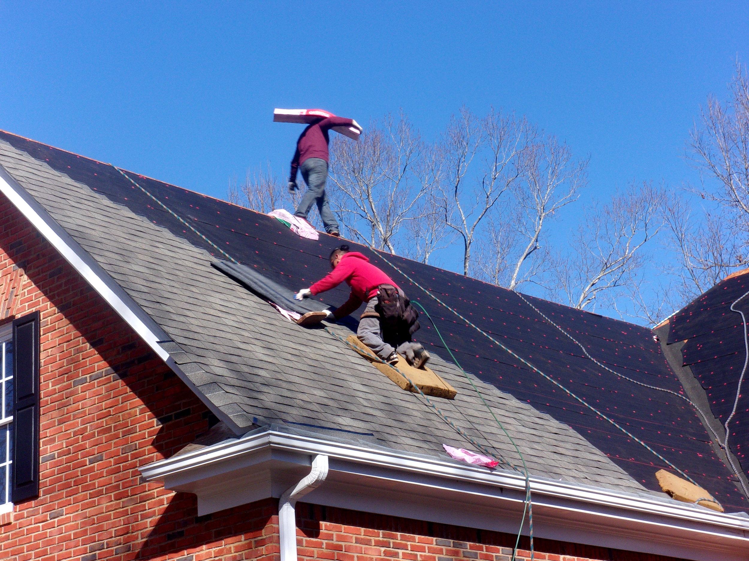 Licensed Roofers Atlanta Georgia