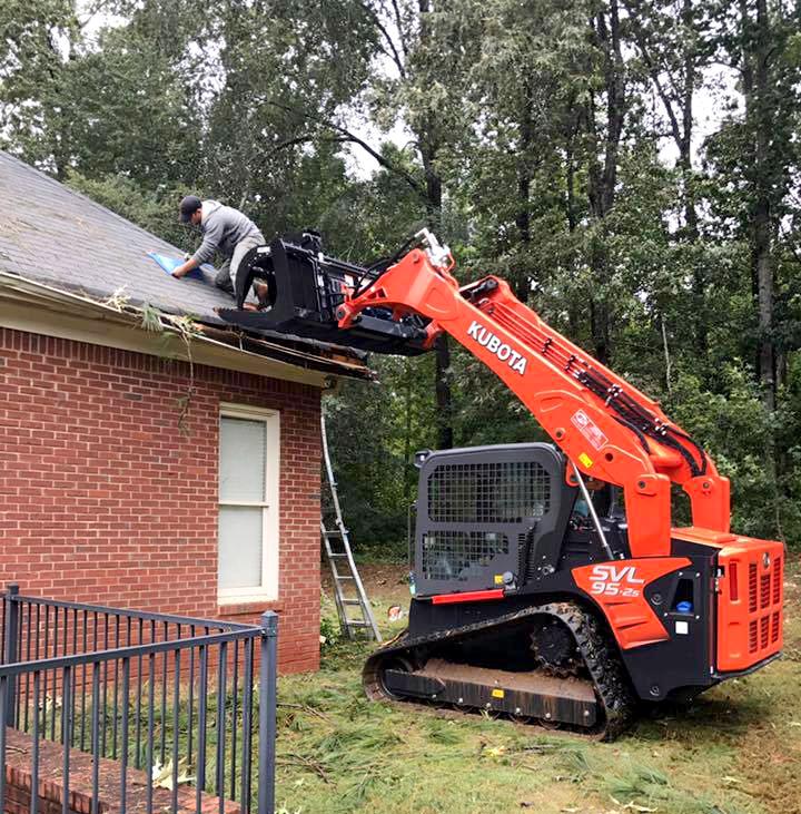 Roofing Repairs Georiga