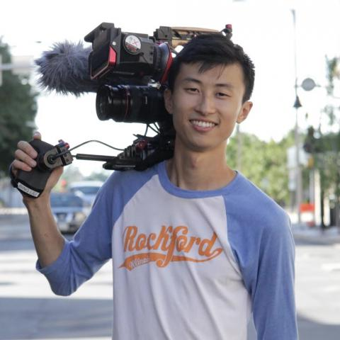 Bing Liu Cinematographer     Bing received a B.A. in English Literature from University of Illinois at Chicago in May of 2011. Since July 2011, Bing has been a member of the International Cinematographer's Guild, working on projects including  Shameless, Empire, and Chiraq  to fund his documentaries. In 2015, his short film about two Vietnamese immigrants,  Nuoc , won Best Directed Documentary at the Collected Voices Film Festival. Since September 2015, Bing has been a Story Director and DP for the upcoming documentary series  America To Me  directed by Steve James. His directorial feature,  Minding the Gap , will world premiere at the 2018 Sundance Film Festival.