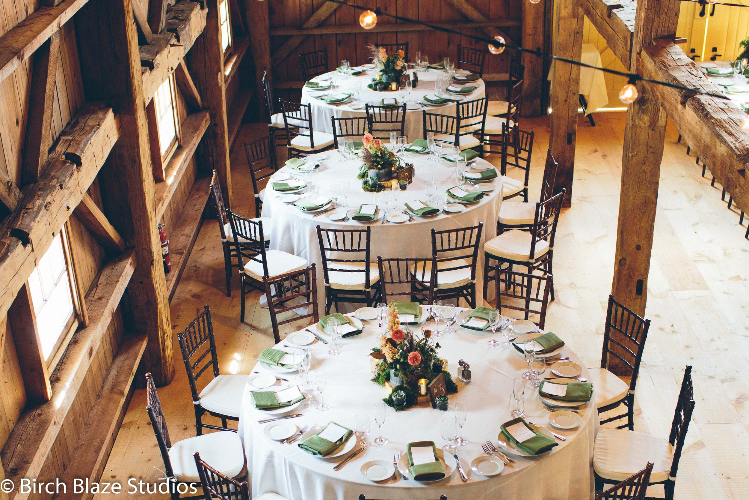 Round Table Seating