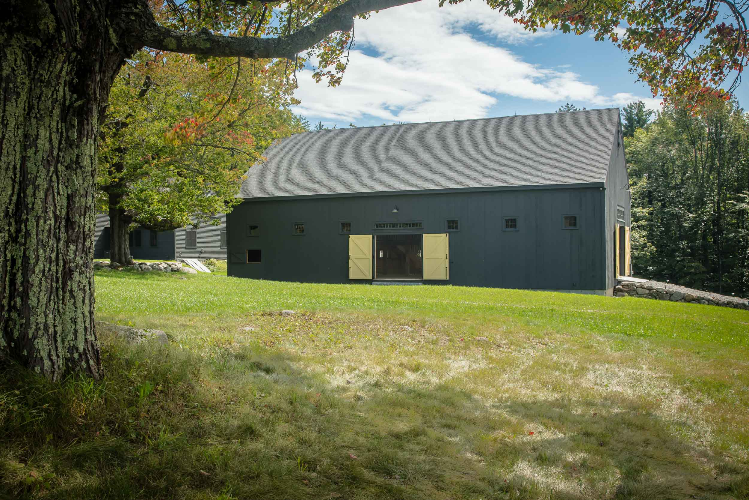 Lakes Region Rustic Barn