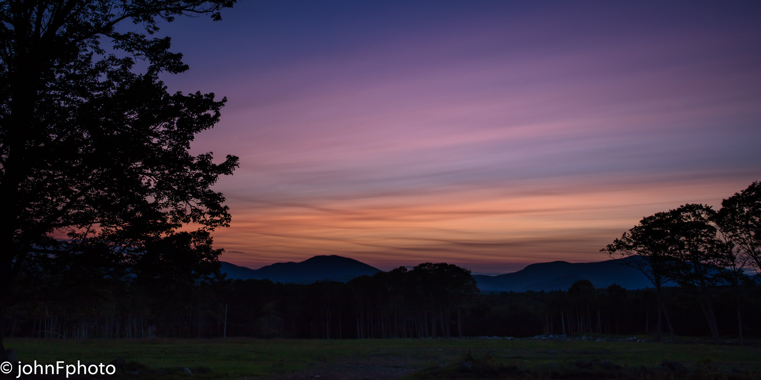 Whiteface Hollow Sunset 3