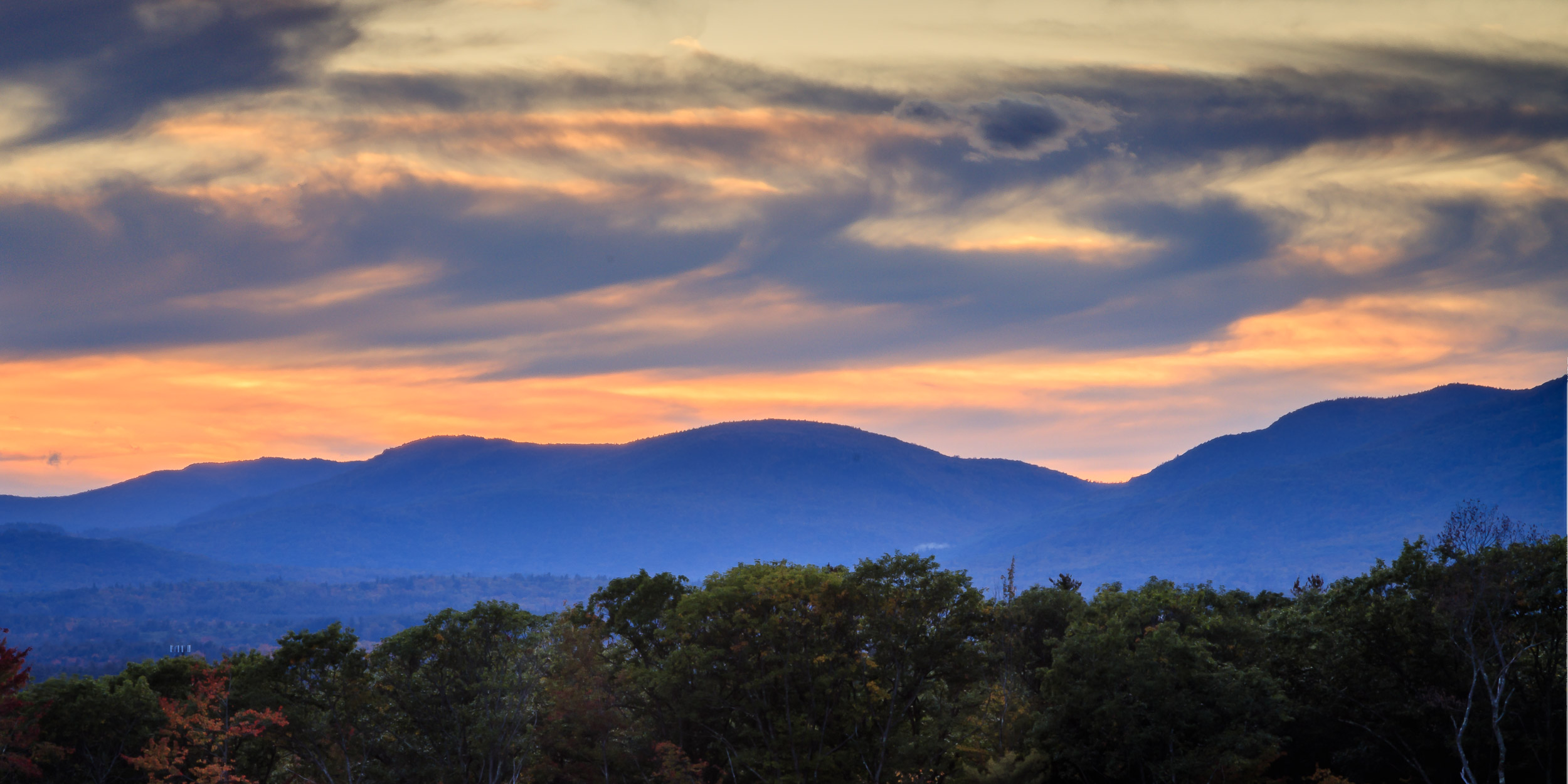 Whiteface Hollow Sunset 4