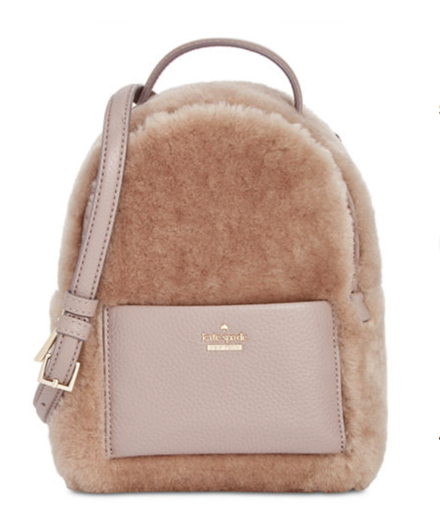 Finer Things Merry Mini Backpack $278, Macys.com