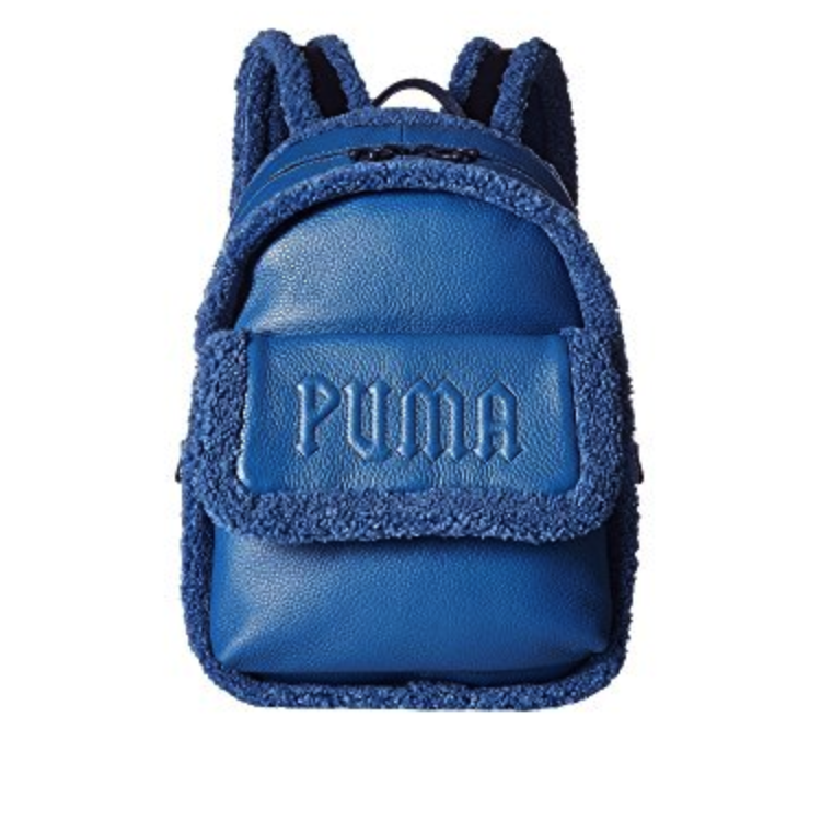 Puma x Fenty by Rihanna Mini Sherpa Backpack $175, Zappos.com