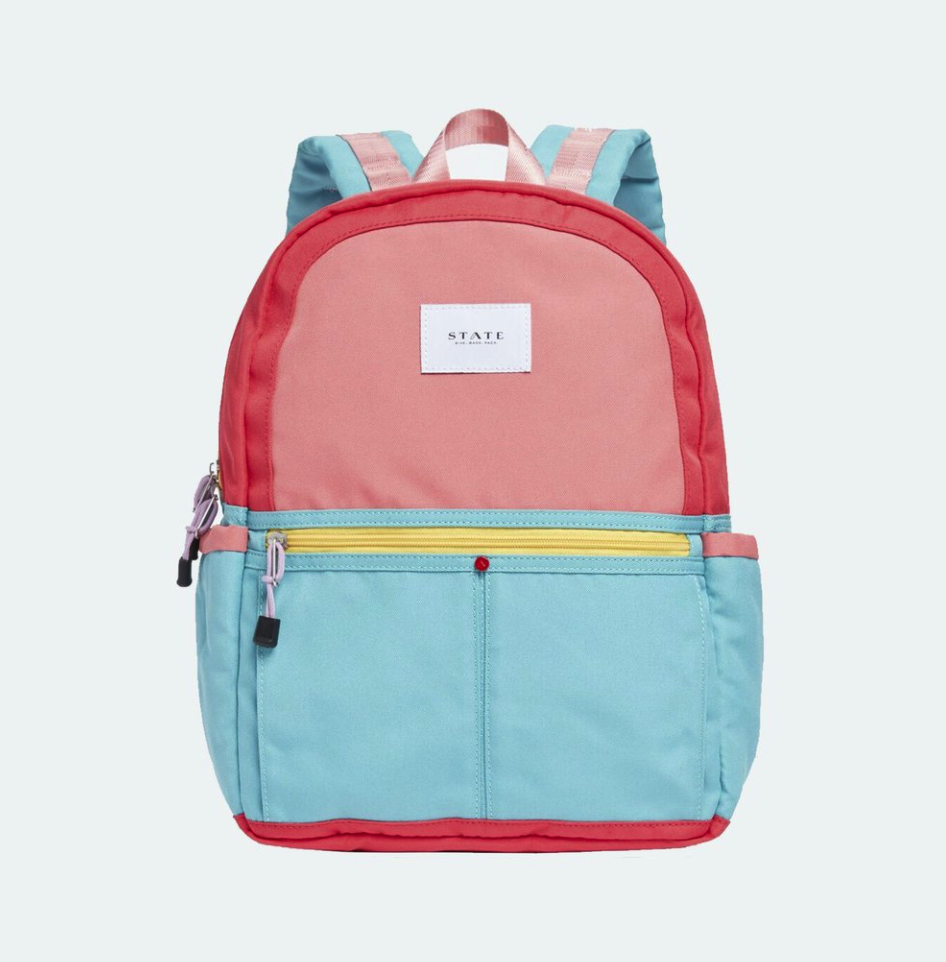 Kane Color Block BackPack $65, StateBags.com