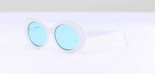 ASOS: Oval Fashion Sunglasses $19   here