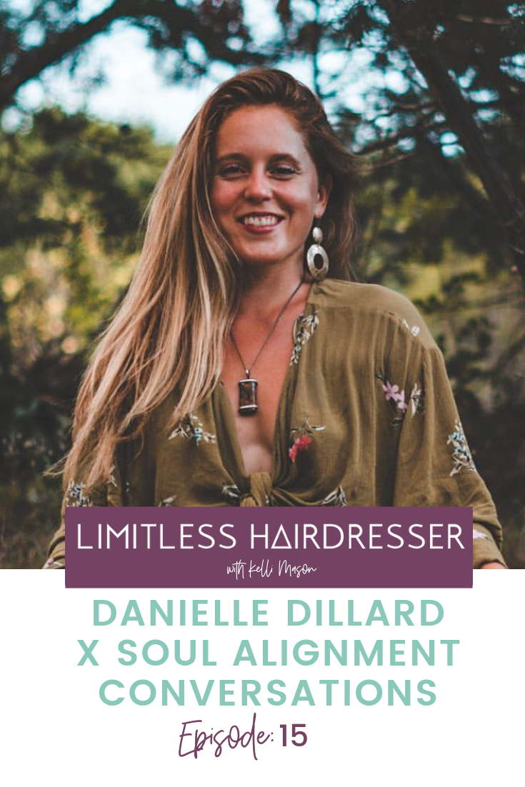 Limitless Hairdresser Podcast Episode 13: Alana Jane X Free Your Glow Conversations