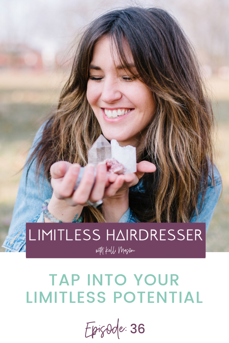Limitless Hairdresser Podcast with Kelli Mason Episode 35: Prema Zilberman X Practical Spirituality
