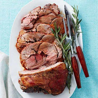 Roast Lamb & Bordeaux