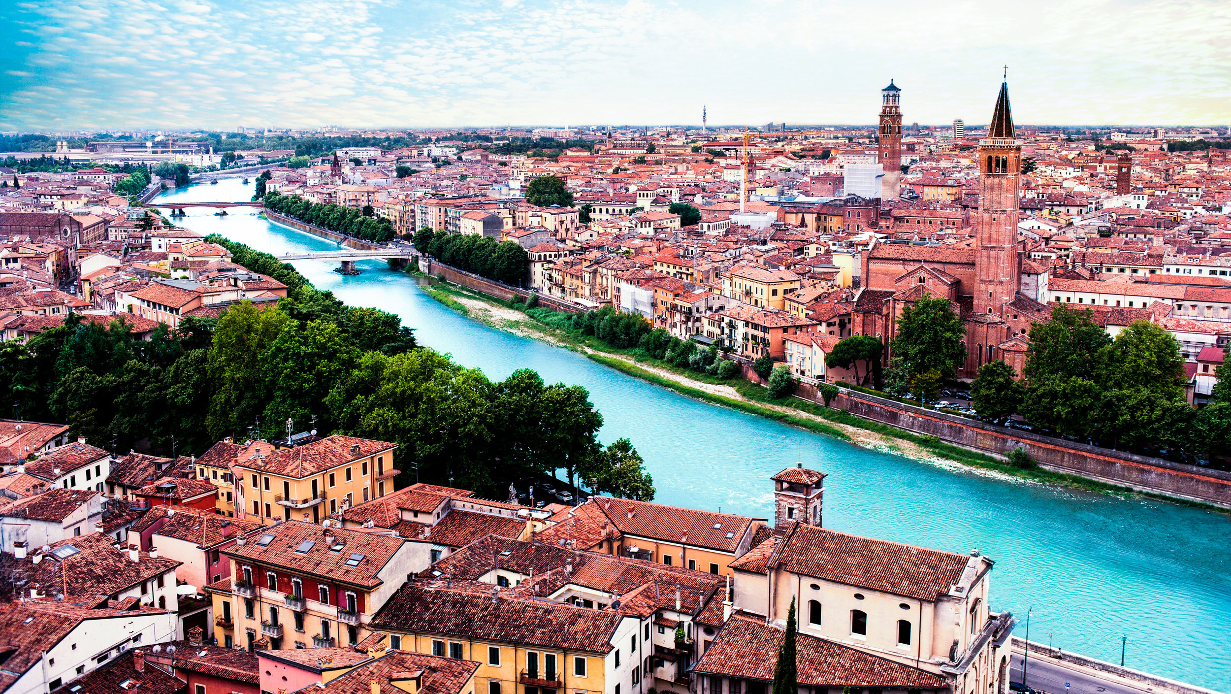 48 Hours in Verona with Brian Larkey