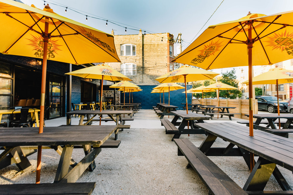 20 New Spots for Chicago Patio Season