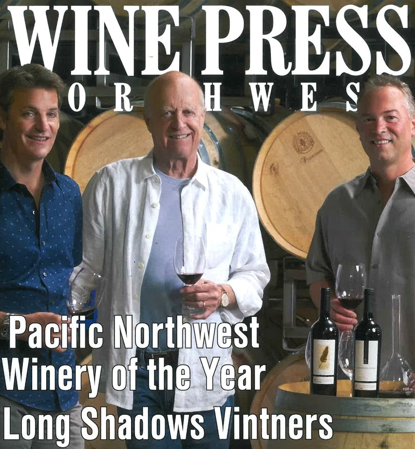Long Shadows Vintners Named Pacific Northwest Winery Of The Year