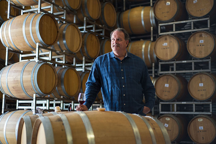 Scheid Family Wines Promotes Dave Nagengast to VP of Winemaking