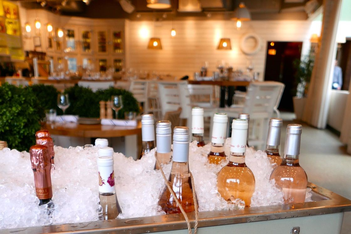 20 Great Places to Drink Rosé All Day in Chicago