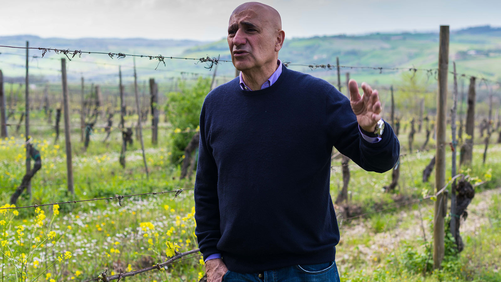 Poliziano's decades-long formula for Tuscan success