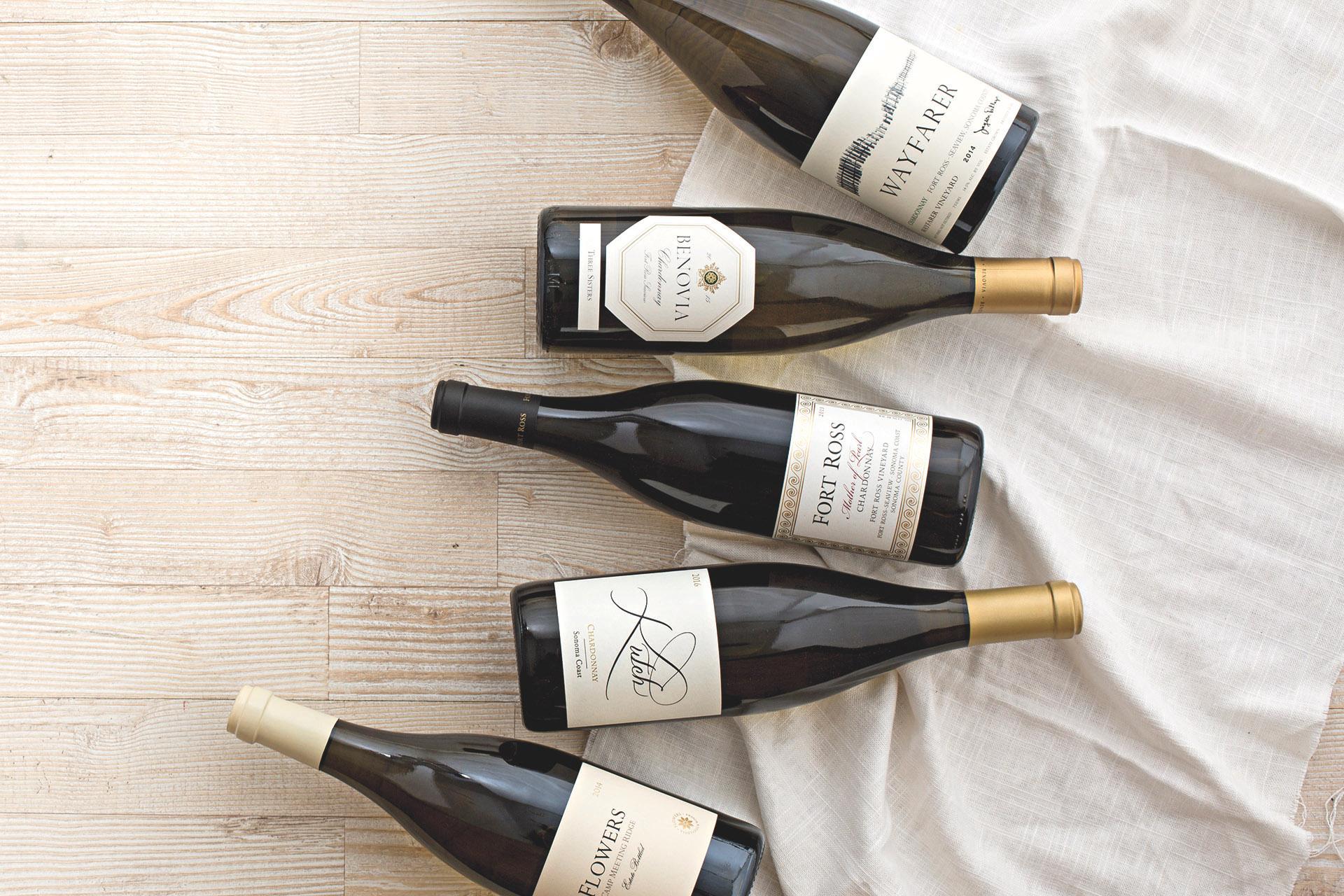 Sonoma Coast's New Style of High-Acid Chardonnays