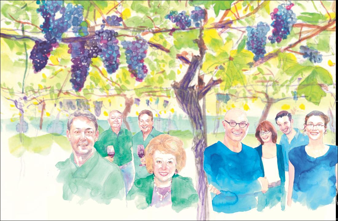 The Pioneering Family-Run Wineries of Washington