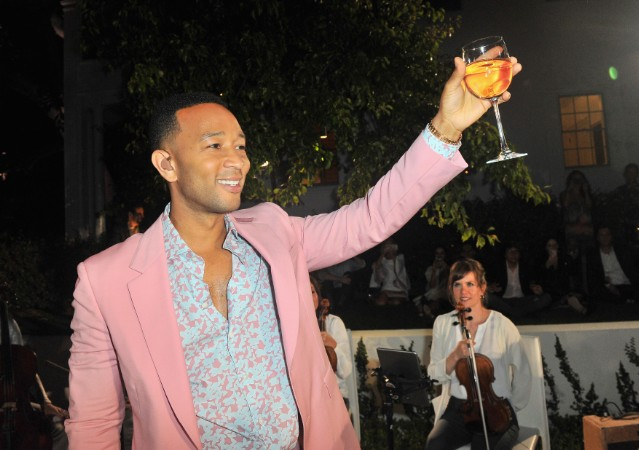 John Legend Plunges Into the Celebrity Rosé Business