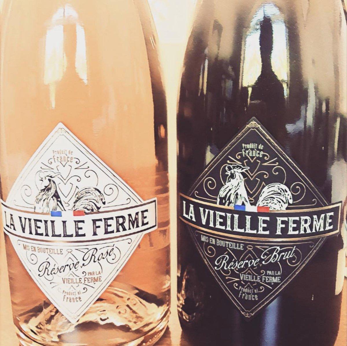 Vineyard Brands Has Announced the Launch of La Vieille Ferme Sparklers