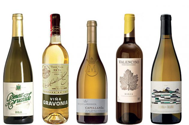 Great white Rioja wines for summer