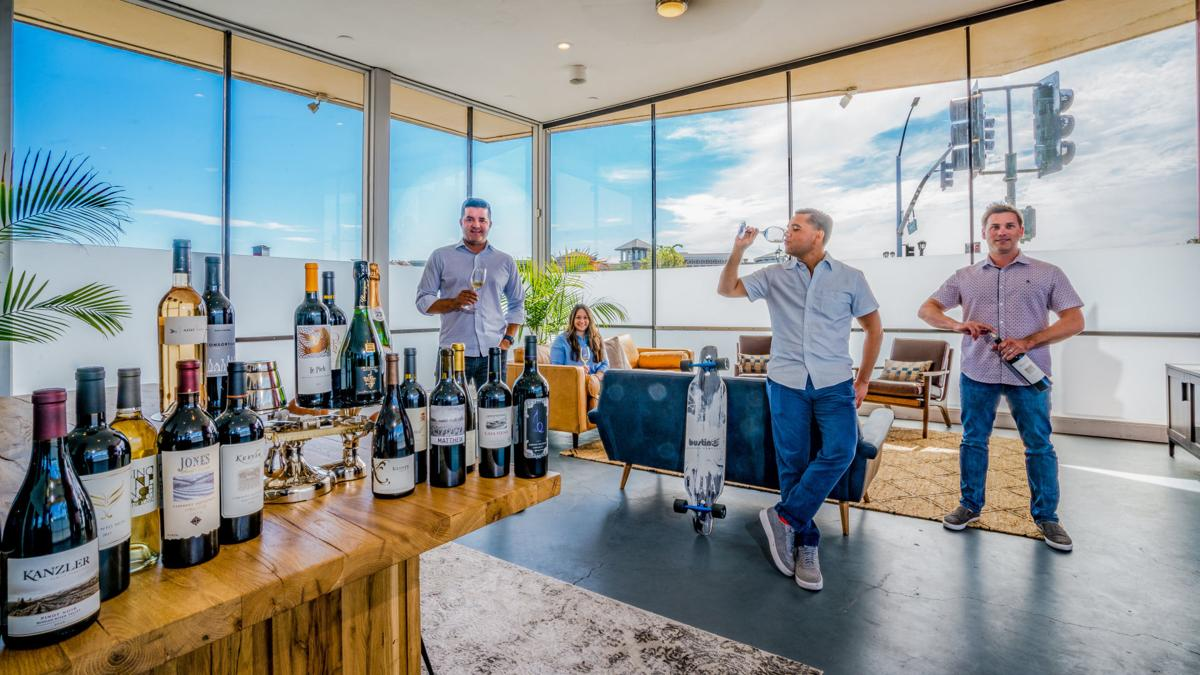 Napa's Scale Wine Group finds a new balance for top sommeliers