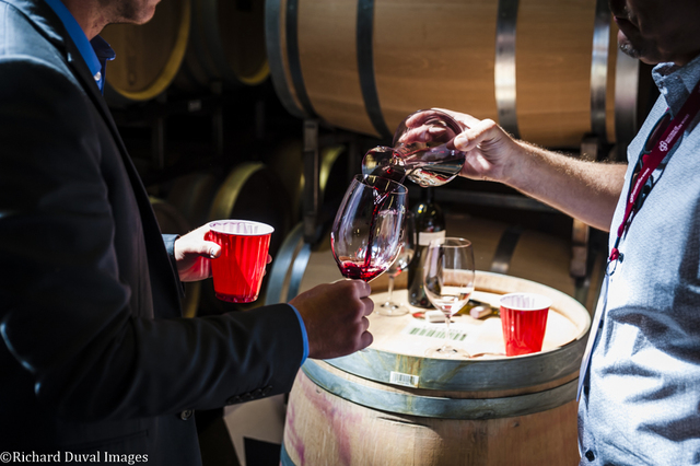 Winemakers present an all-star lineup at this month's Private Barrel Auction