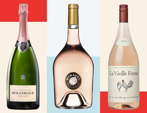 Rosé Magnums Are the New Party Power Move