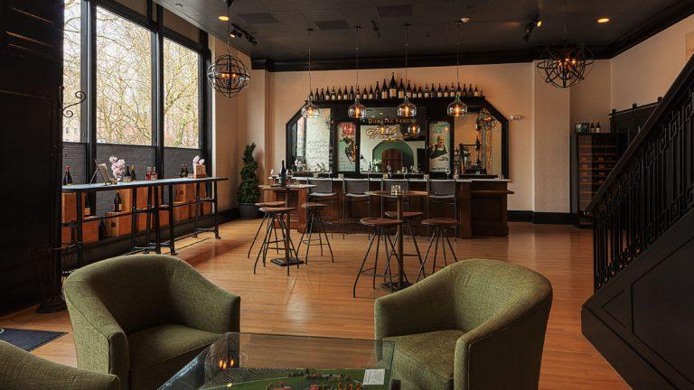 Domaine Serene Opens a Branded Wine Bar in Portland, Oregon
