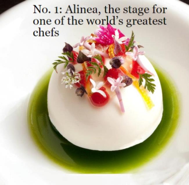 Phil Vettel's Top 50 Chicago Restaurants