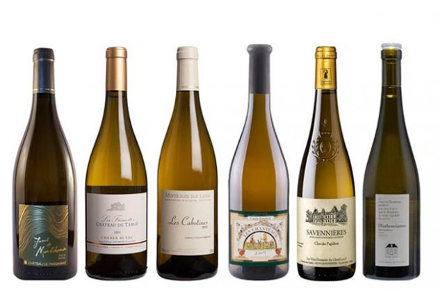 Top Dry Loire Chenin Blanc