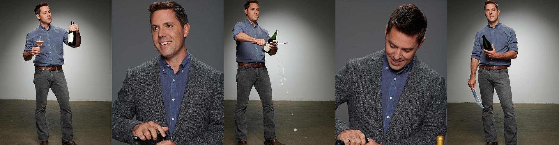 40 Under 40 Tastemaker 2018  Neil Bernardi, 37, St. Helena, CA Vice President of Winemaking, Duckhorn Wine Company; General Manager, Kosta Browne