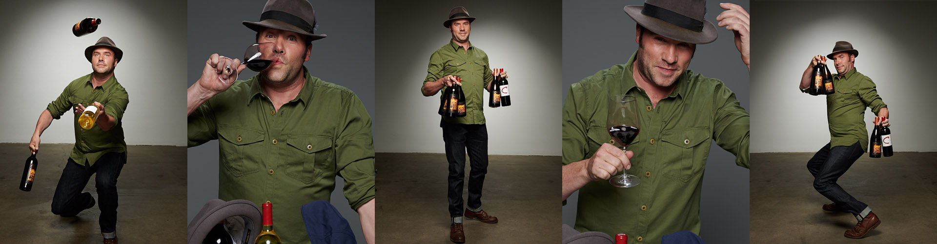 40 Under 40 Tastemaker 2018 Jonathan Hajdu, 39, Berkeley, CA Winemaker, Covenant Wines