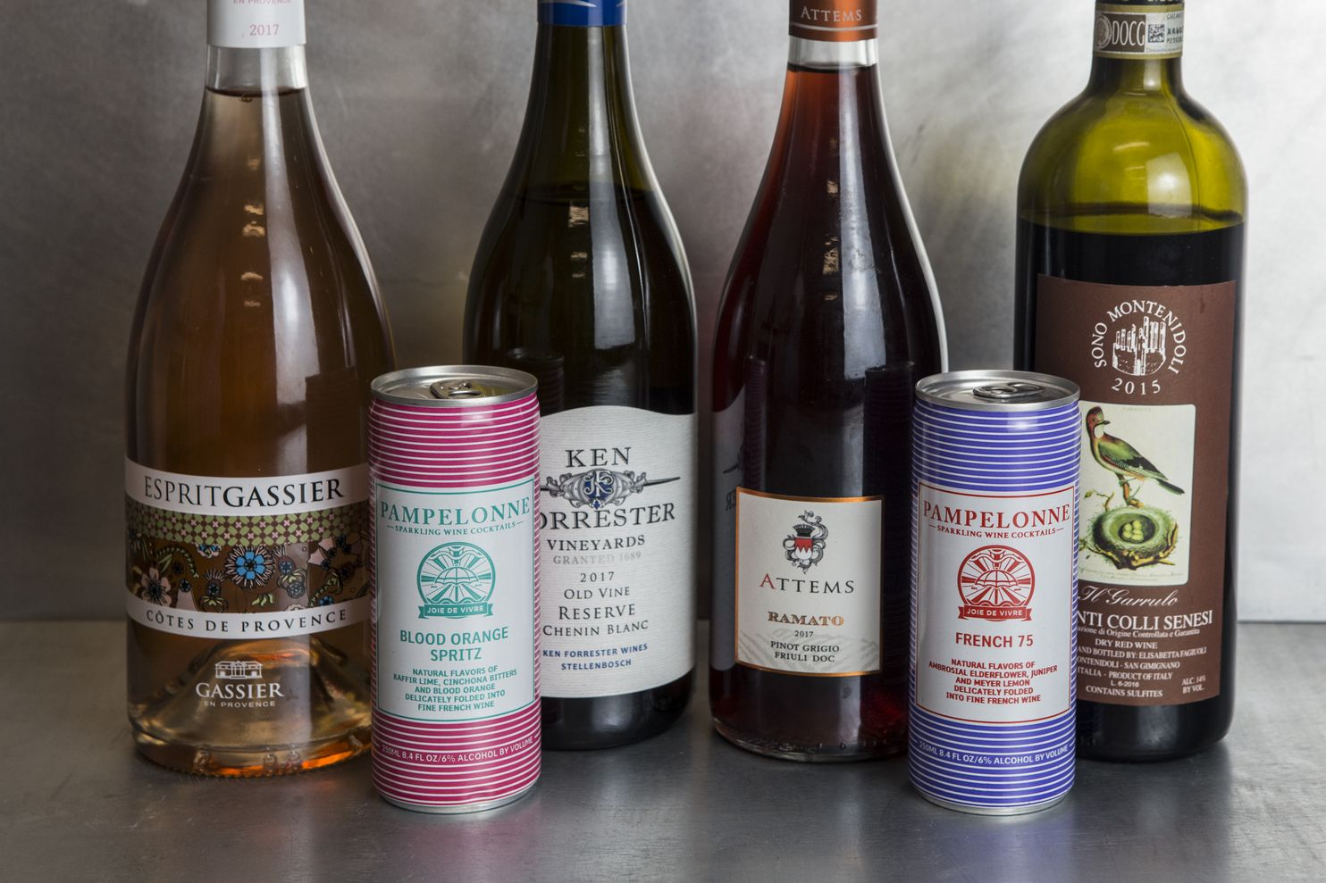 These wines — and wine cocktails — can see you through a dinner party