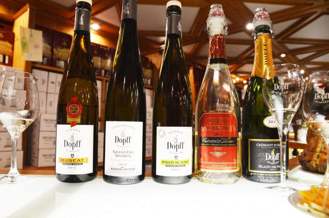 The Most Memorable Wines I've Tried this Year