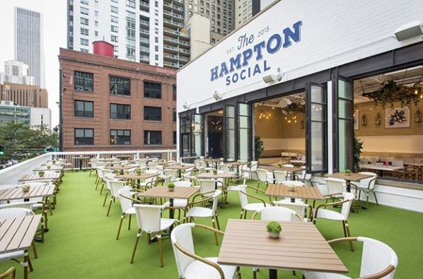 The Hampton Social's Streeterville Locale is Open!