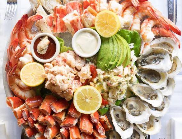 20 of Chicago's Best Seafood Restaurants