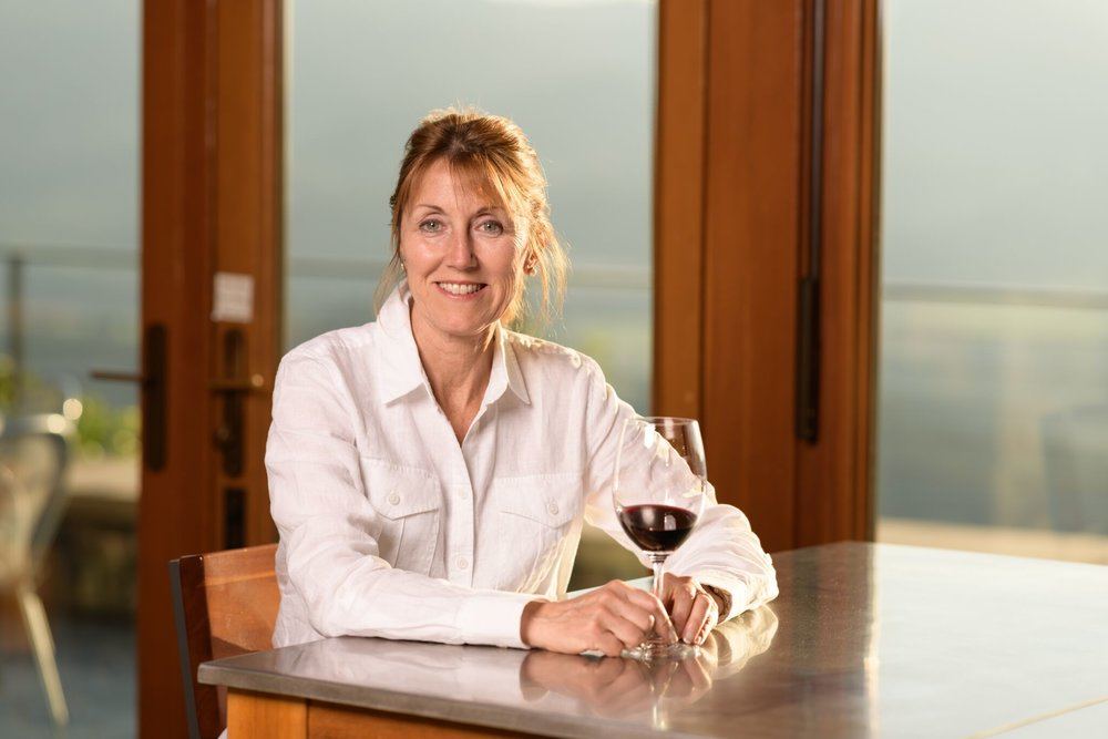 Interview with Delia Viader, Owner and Co-Winemaker of VIADER