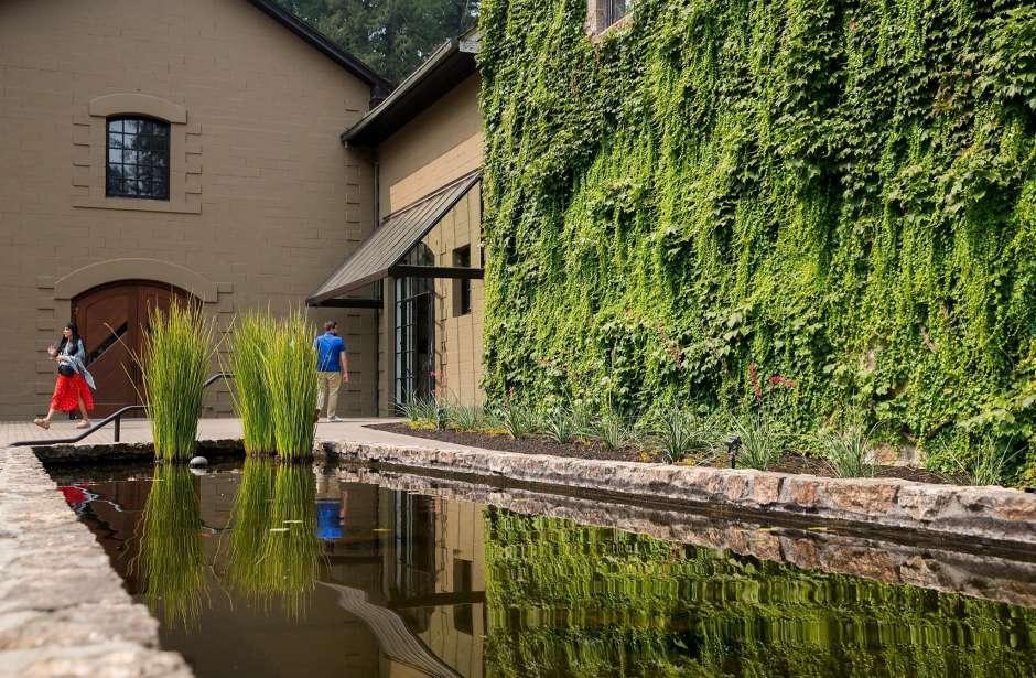 Tasting room overflow: Napa, Sonoma wineries on an opening binge