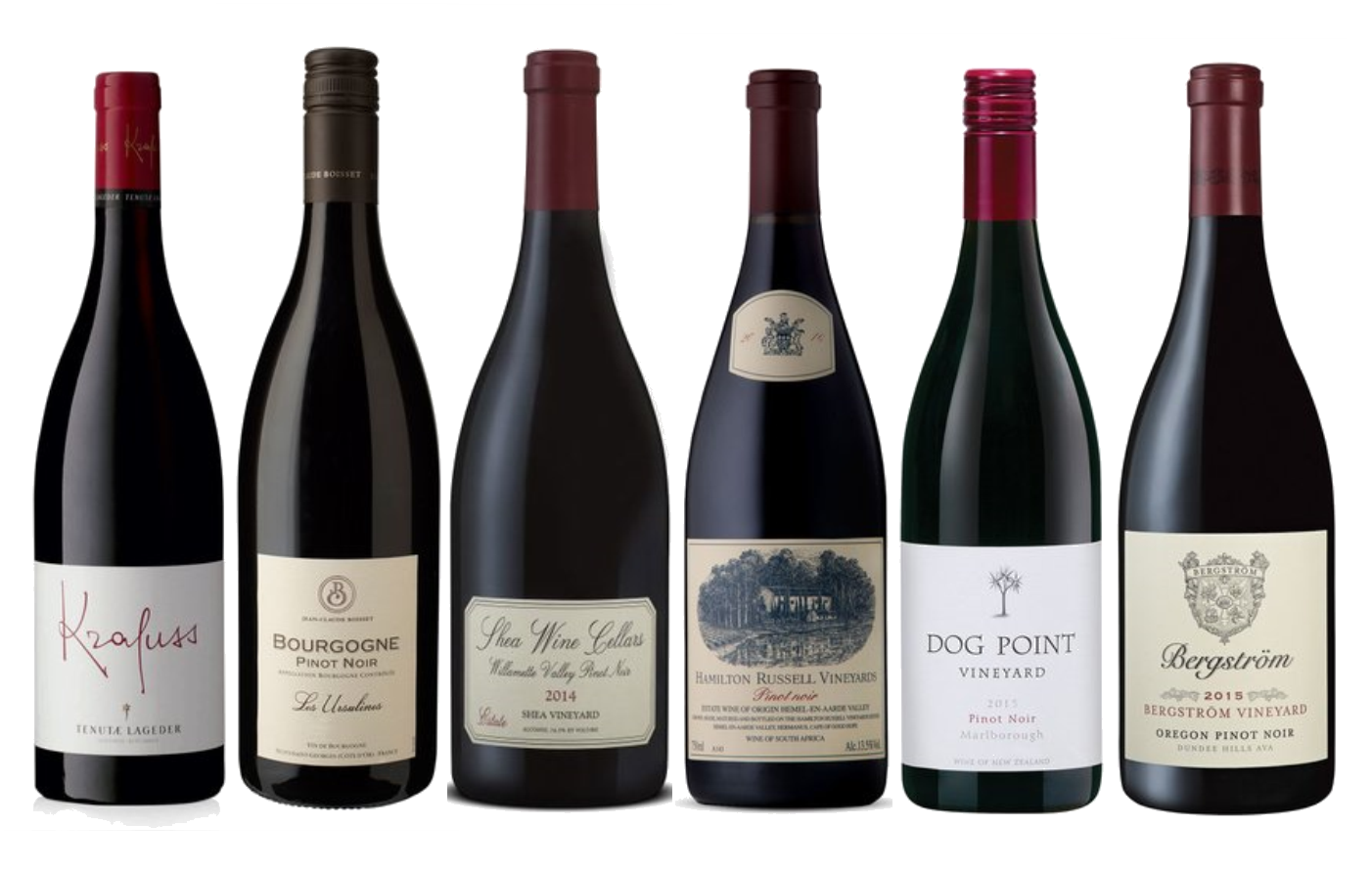 The 30 Pinot Noirs to Drink If You Want to Be a Real Expert