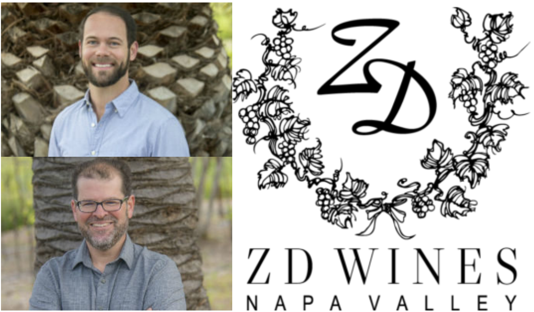 ZD Wines Promotes Winemakers Chris Pisani and Brandon deLeuze to New Positions
