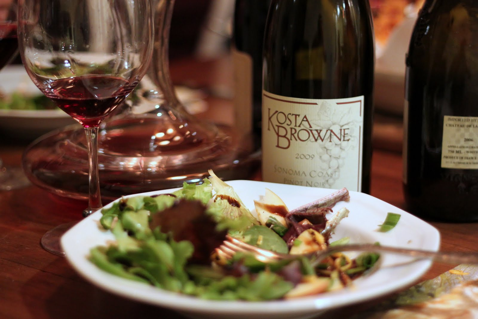 Kosta Browne Announces the Ultimate California Epicurean Experience with the 'Chef Series' Winery Dinners