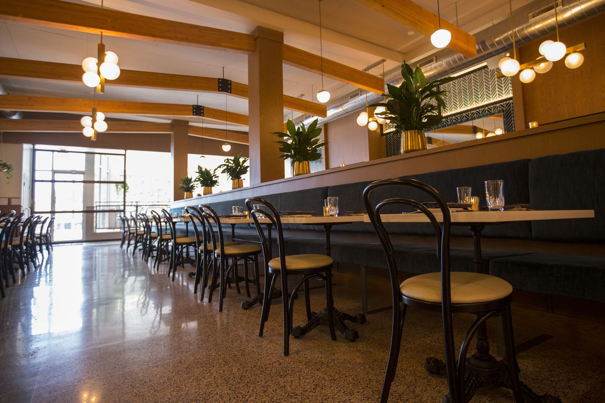 Four New Brunches and a Lunch To Try in Chicago