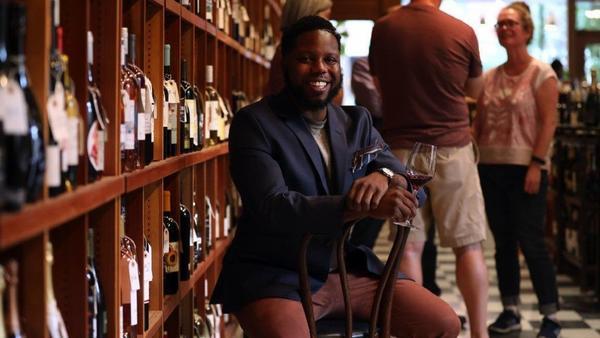 How Alinea's Derrick Westbrook seeks out 'hip-hop' wines