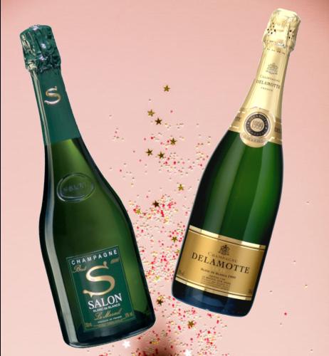 10 Splurge-Worthy Champagnes