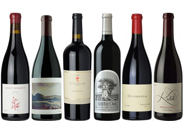 Top Sonoma red wines for the cellar