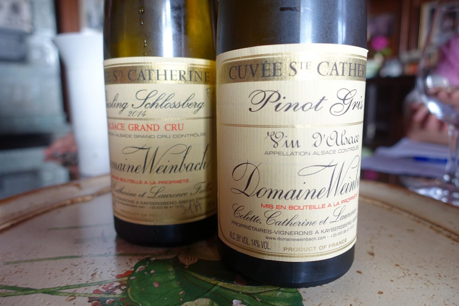 Top Alsatian White Wines